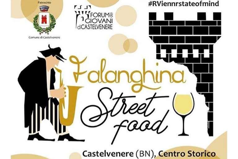 Castelvenere si tinge di giallo con l'evento 'Falanghina Street Food'