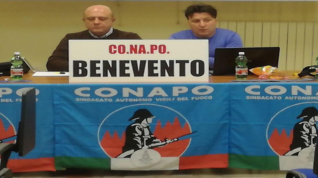 Gli auguri della Conapo ad Angelina D'Agostino, nuovo comandante provinciale dei Vigili del Fuoco di Benevento
