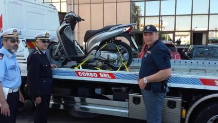 Investimento sindaco di Arpaise, identificato il pirata della strada