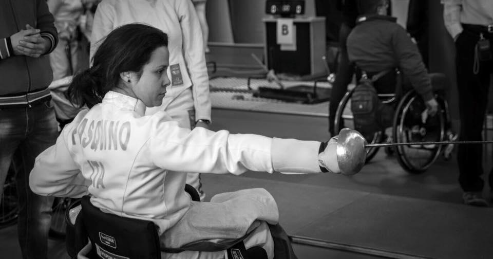 Straordinaria vittoria della schermitrice sannita Rossana Pasquino ai Giochi Europei della Scherma Integrata