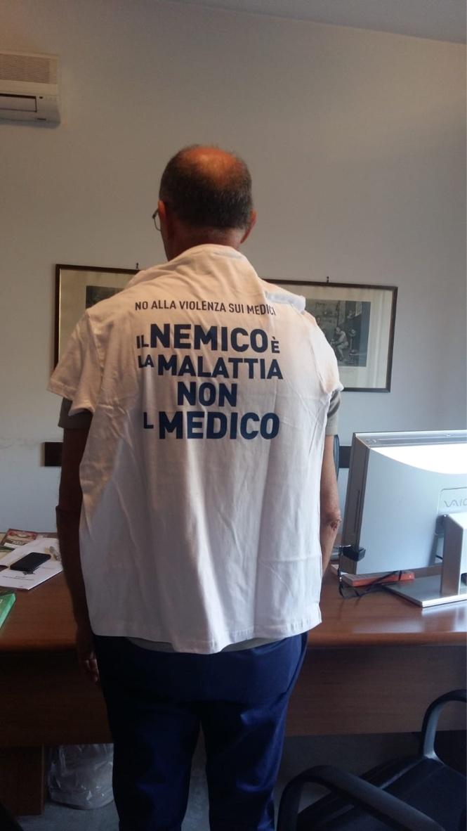 """Aggressioni ai sanitari, Ianniello: """"É necessario garantire la sicurezza agli operatori"""""""
