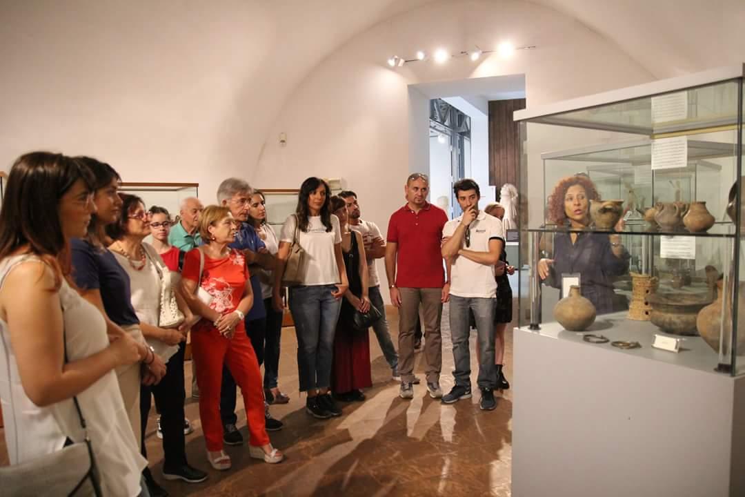 Boom di turisti in visita alle strutture museali della Provincia nel Sannio