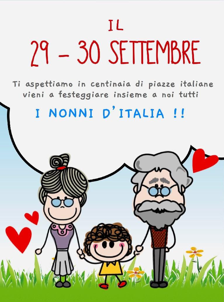 'Festa dei Nonni e dei Nipoti' il 29 e il 30 settembre a Benevento