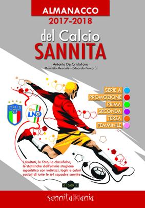 Questa sera, al Coni di Benevento, presentazione dell'Almanacco del Calcio Sannita