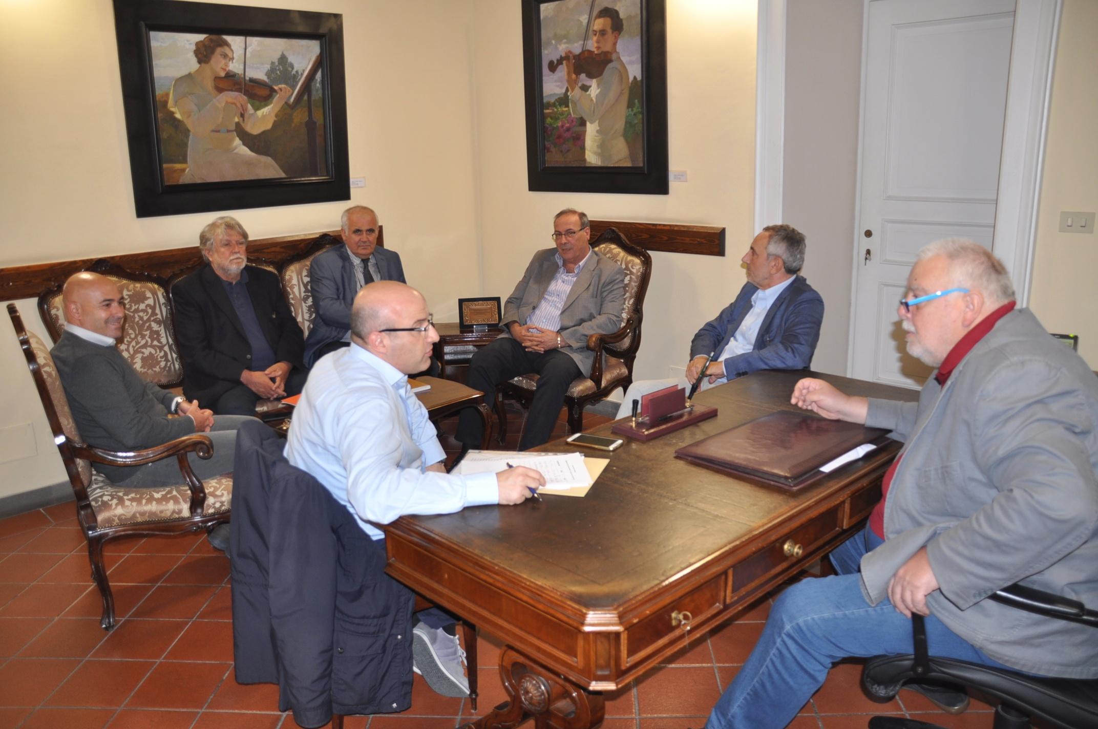 Passaggio di consegne alla Samte, il nuovo amministratore è De Gregorio