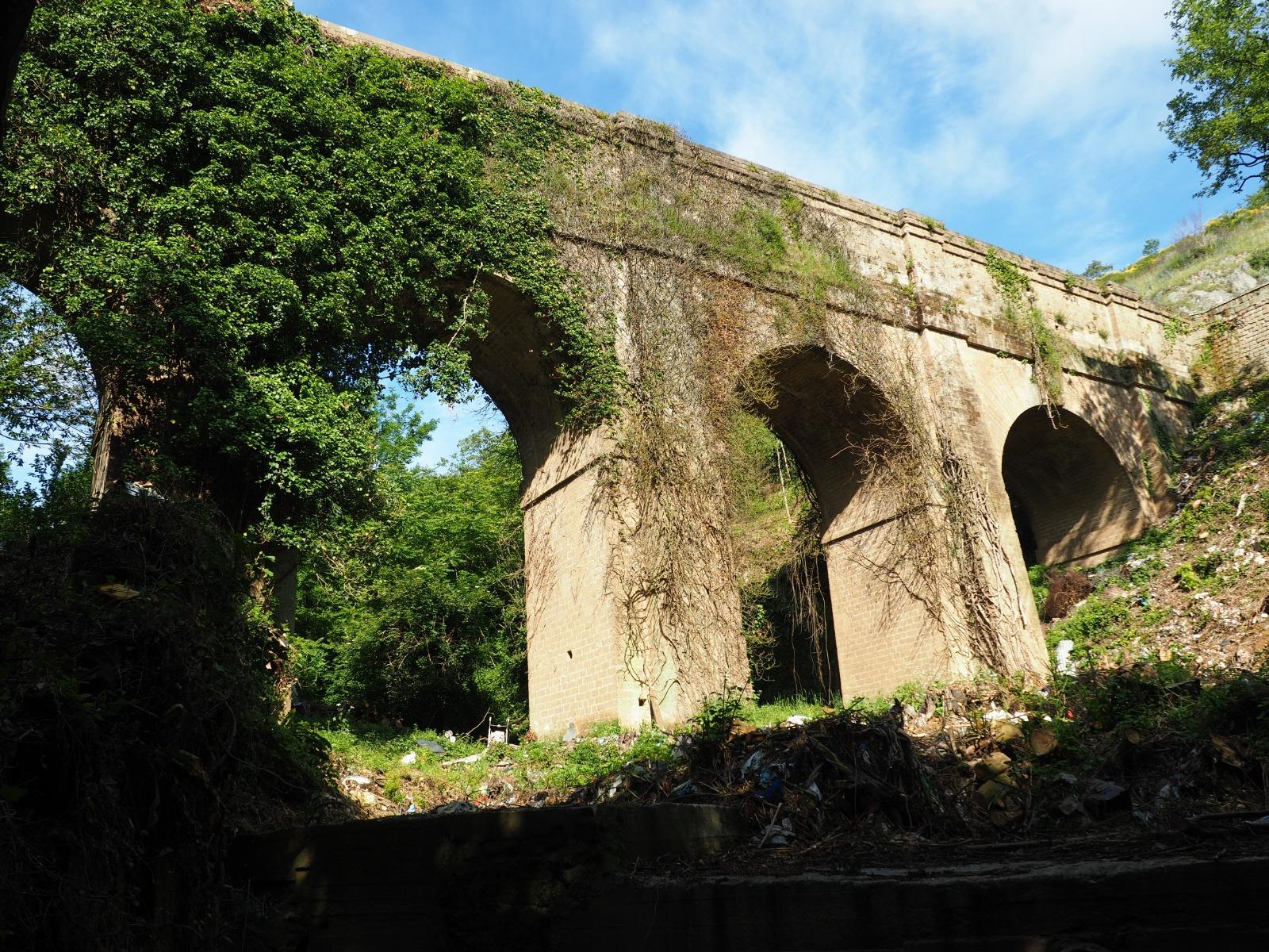 Il Ponte vanvitelliano della Valle di Durazzano compie 258 anni. Il 28 ottobre le celebrazioni