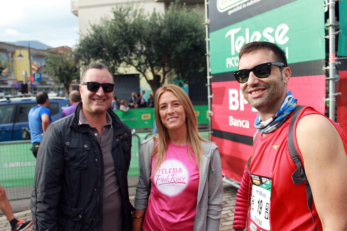 Telesia Half Marathon e Pink Race, la Regione Campania in campo per la prevenzione