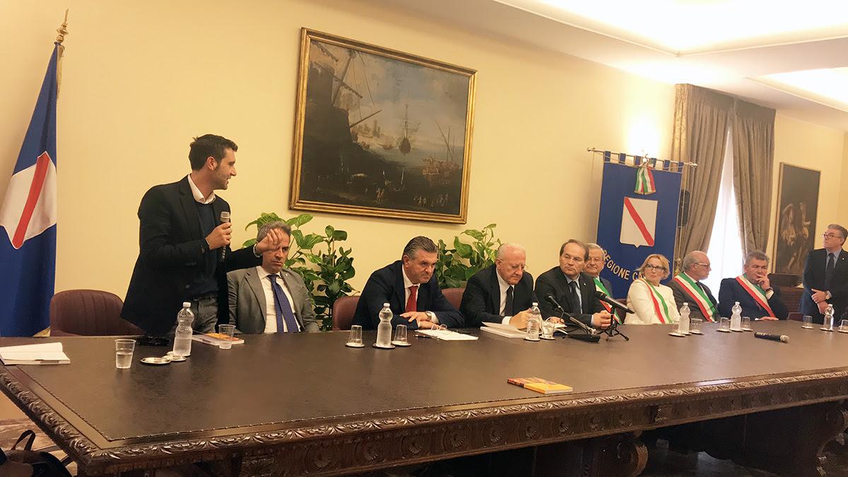 """Città Europea del Vino, Mortaruolo: """"Importante lavoro di Comuni e Regione"""""""