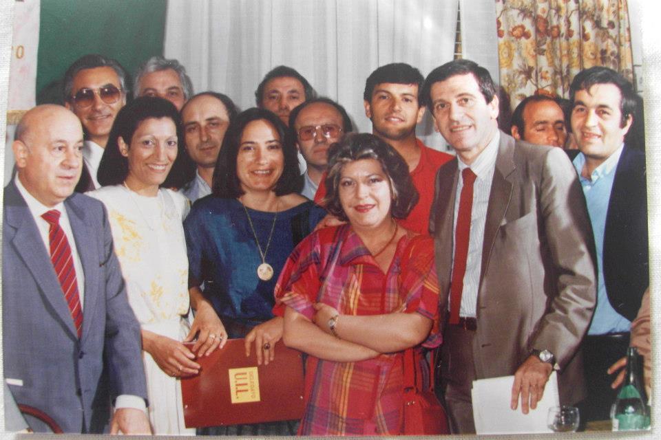la UIL saluta il sindacalista Biagio Principe