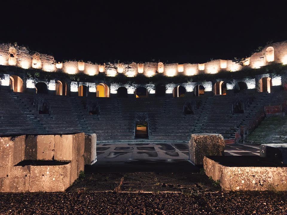Domani a Benevento passeggiate tra miti e leggende con figure femminili del folklore sannita