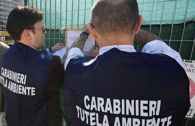 Baselice, denunciato dai Carabinieri il proprietario di una ditta di lavorazione del marmo