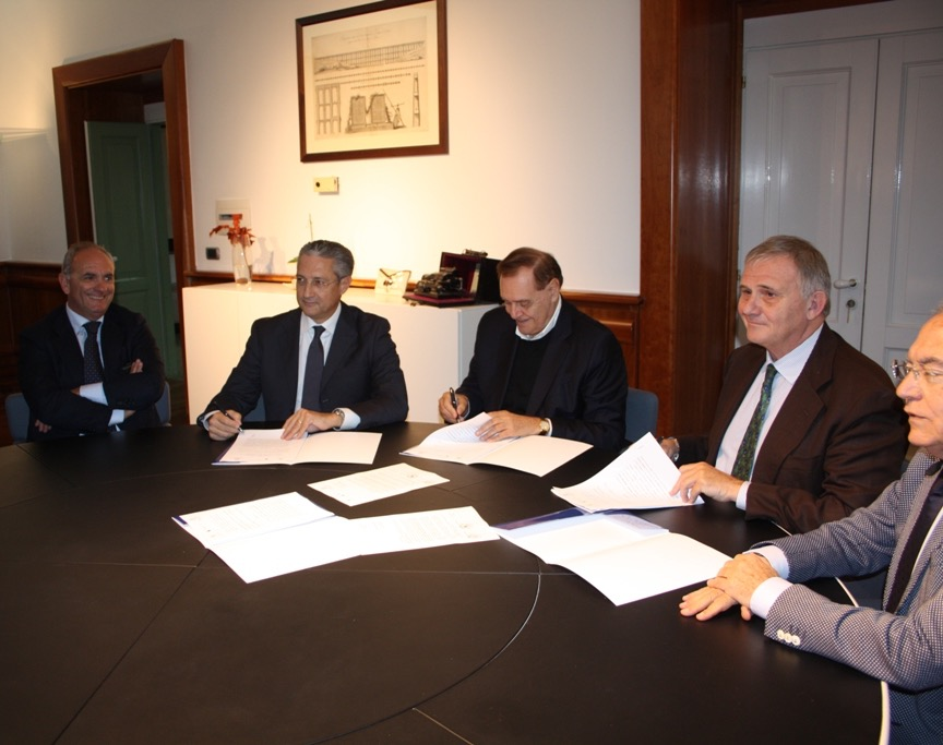 Protocollo Unisannio-Confindustria-Comune di Benevento per studio su scalo merci ferroviario a Ponte Valentino