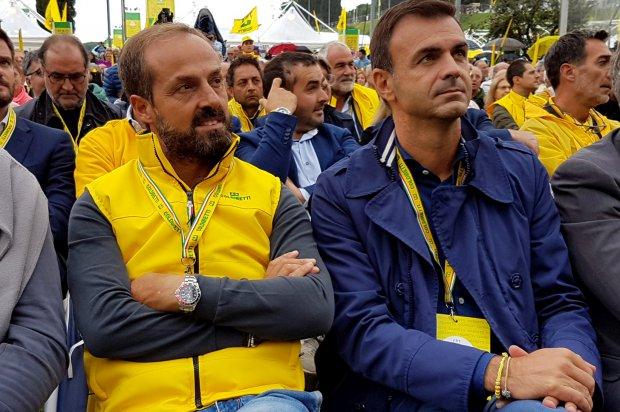 Coldiretti, Masiello rieletto vice presidente nazionale