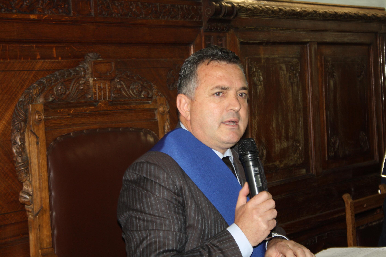 Il presidente Di Maria ha giurato dinanzi al Consiglio Provinciale di Benevento