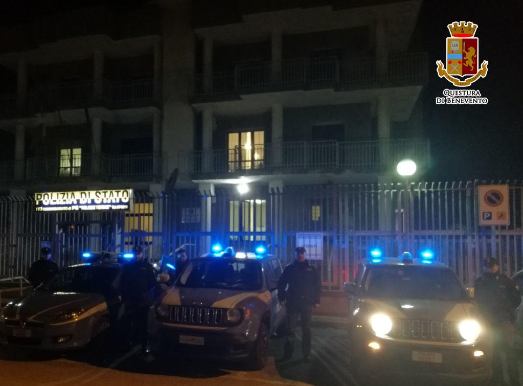 Banda di ladri sgominata dalla Polizia. Arrestato un latitante autore di oltre 31 furti