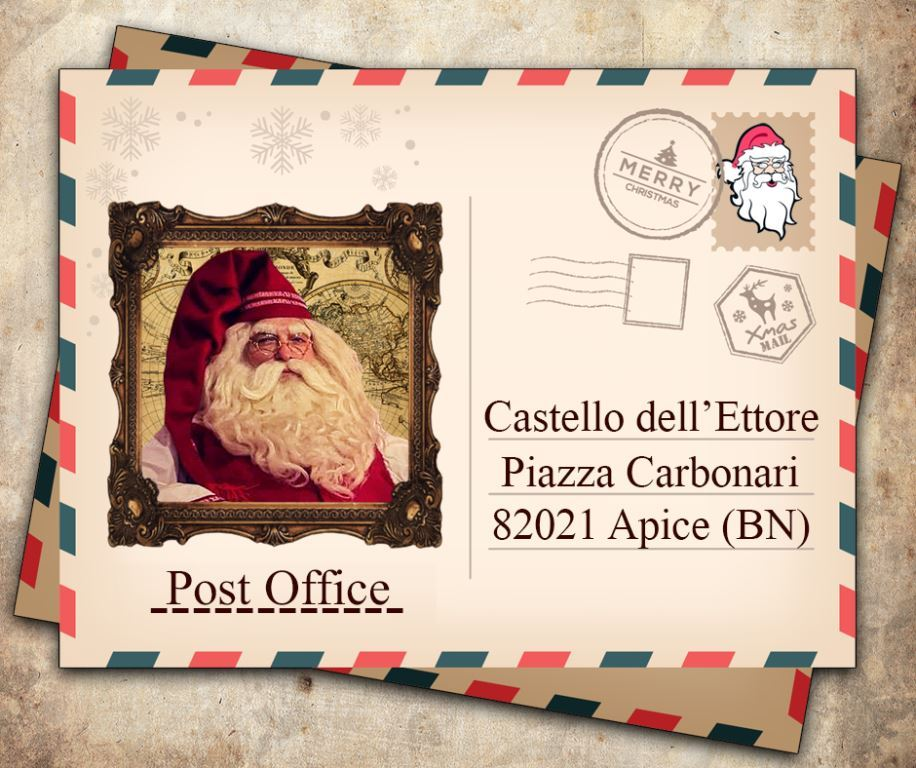 Al castello dell'Ettore di Apice 'The Magical World of Christmas' e Mercatino di Natale