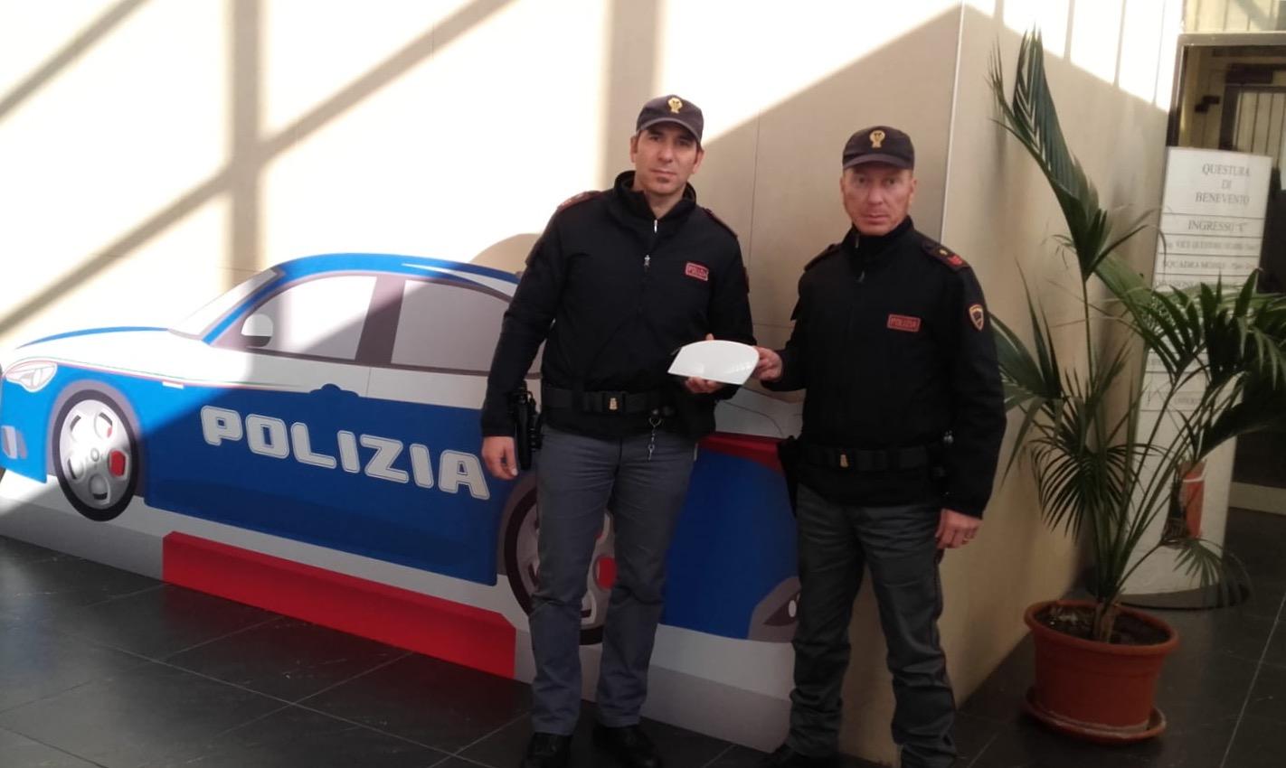 Benevento, truffatore seriale arrestato dalla Polizia