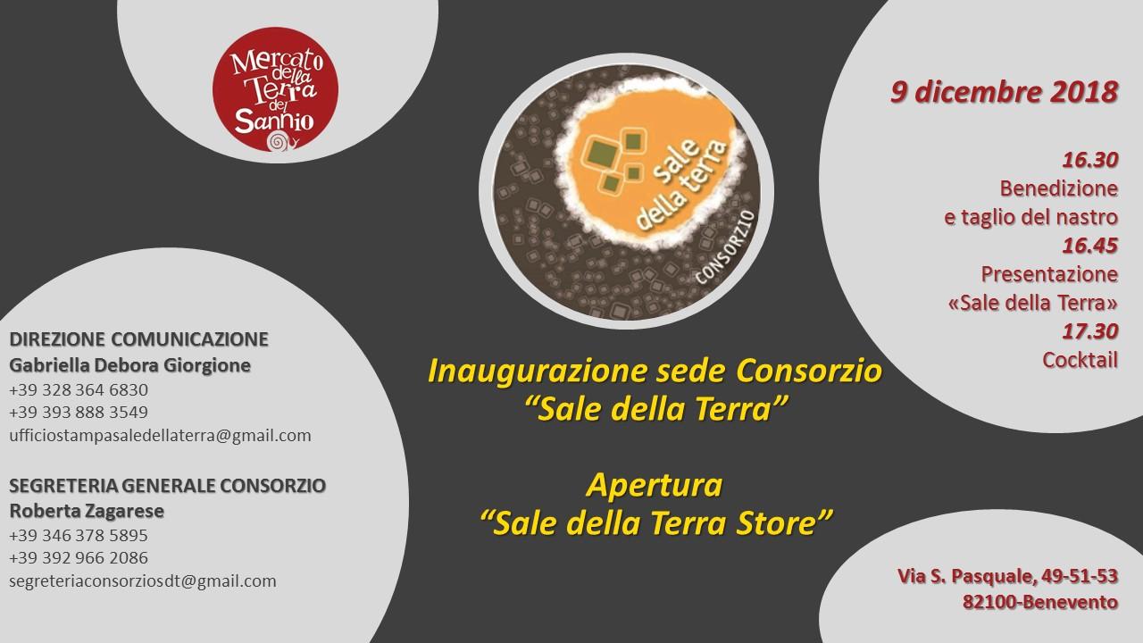Apre domenica, a Benevento, lo store del Consorzio Caritas