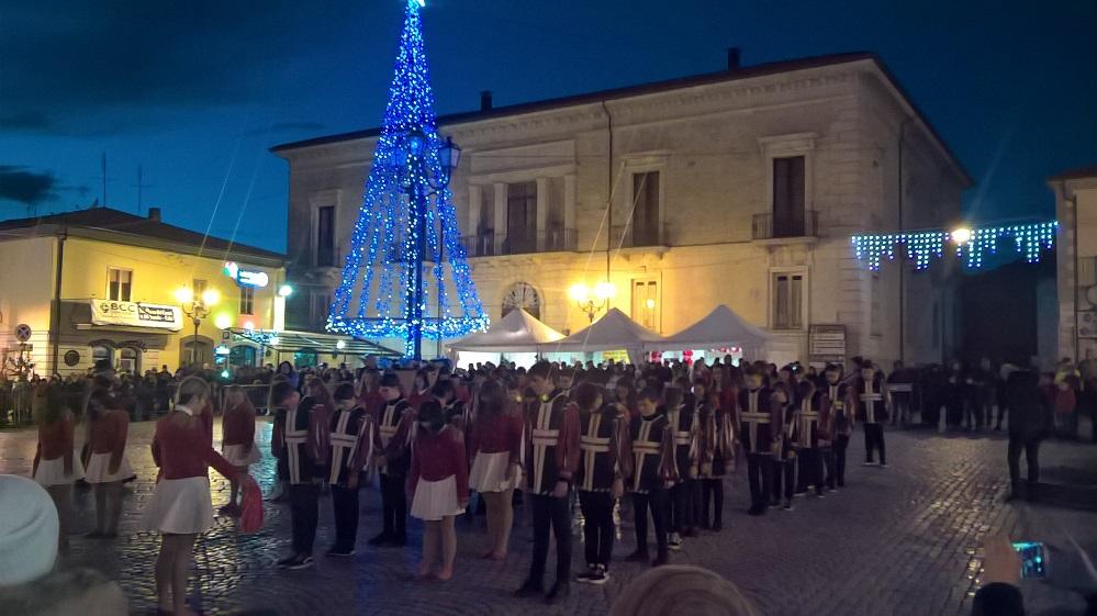 San Marco dei Cavoti, inaugurata la Festa del Torrone nel segno di qualità e mangiar sano