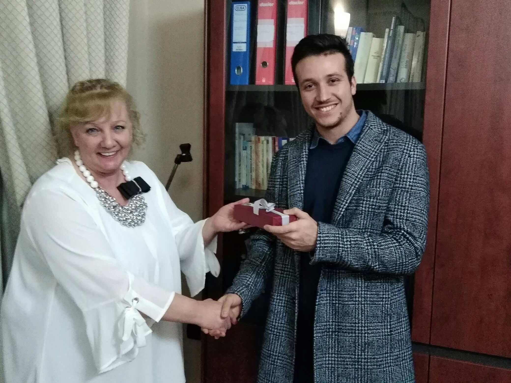 'Penna d'oro Campania': l'autore sannita Mario Martino vince l'edizione 2018