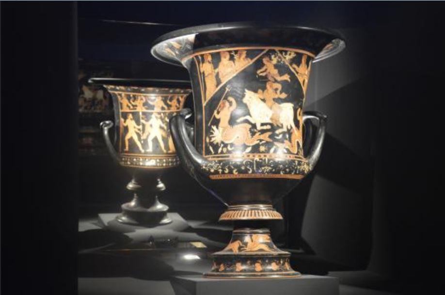 Riapre al pubblico il museo archeologico del Sannio caudino a Montesarchio