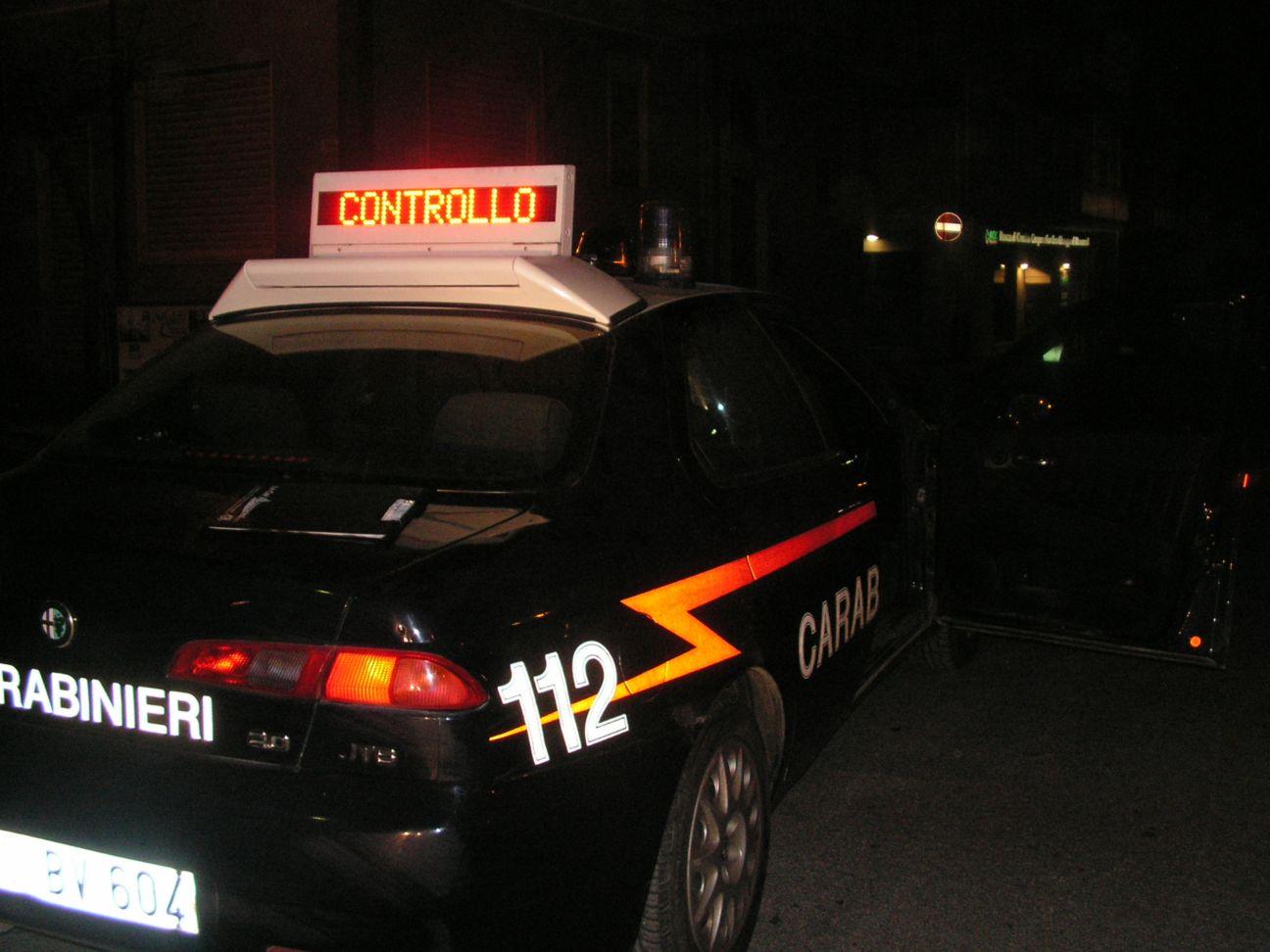 Montesarchio, eseguiti dai Carabinieri mirati servizi di controllo del territorio