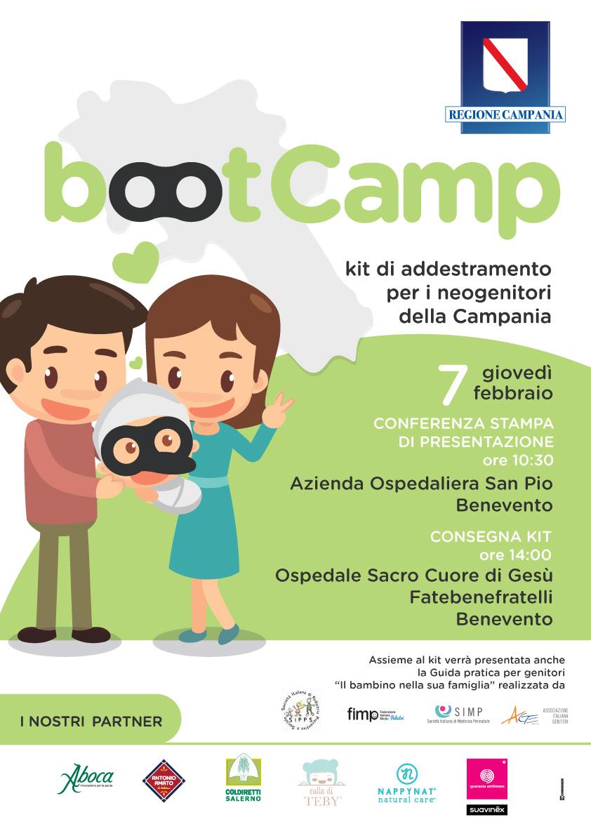 Dalla Regione Campania un kit per le neo mamme, il 7 febbraio presentazione all'AO San Pio di Benevento