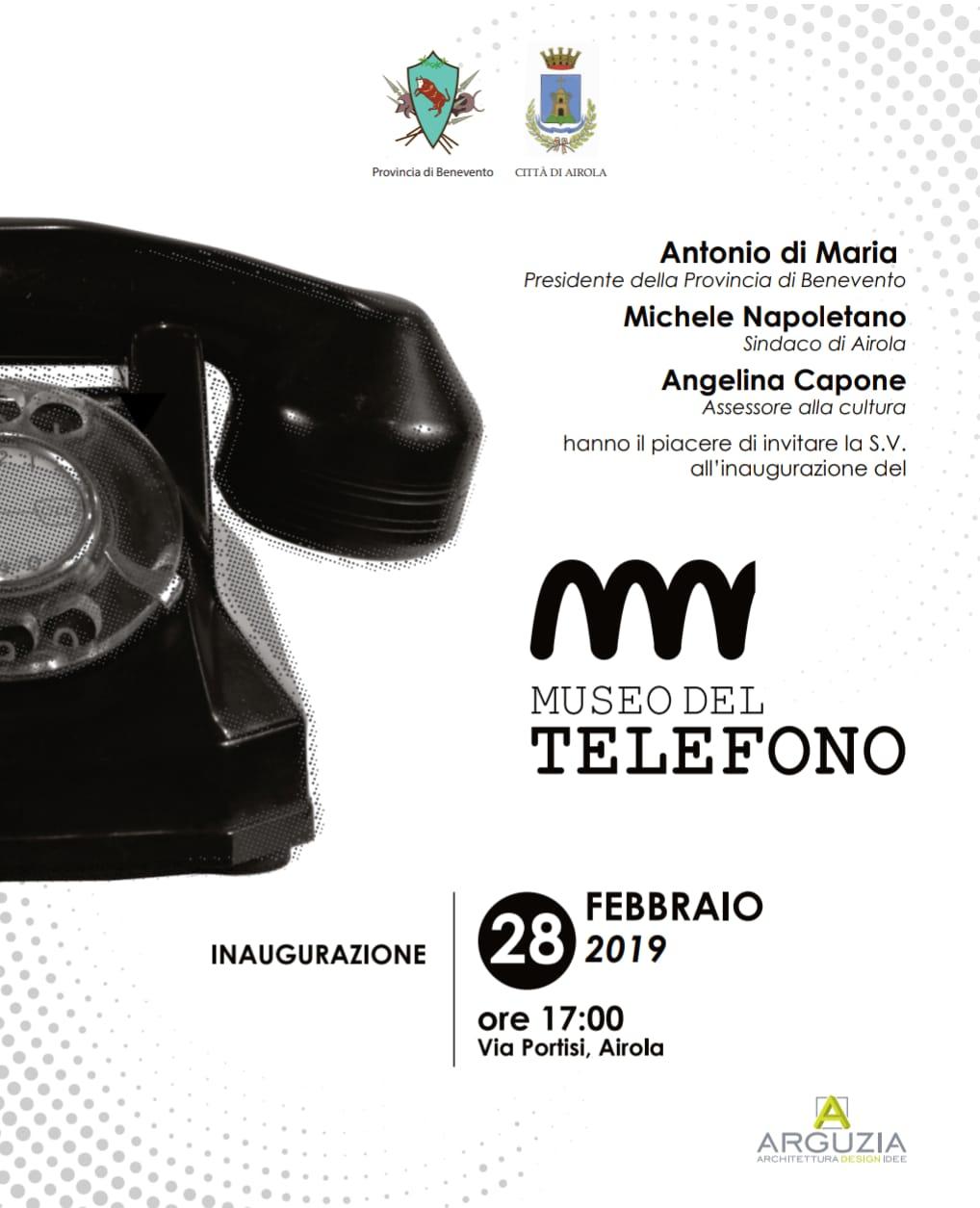 Nasce ad Airola il Museo del Telefono