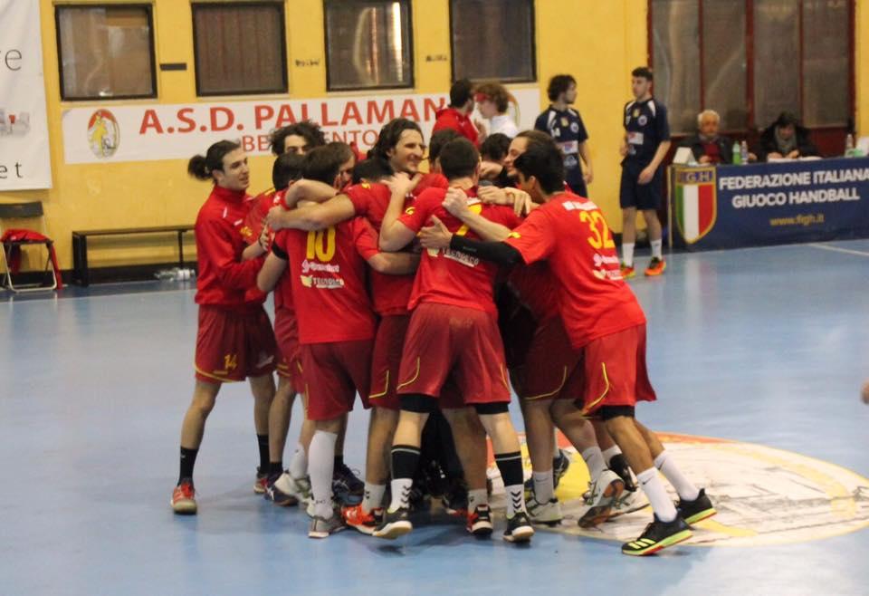 Pallamano, i ragazzi di coach Ventura battono la capolista Mascalucia