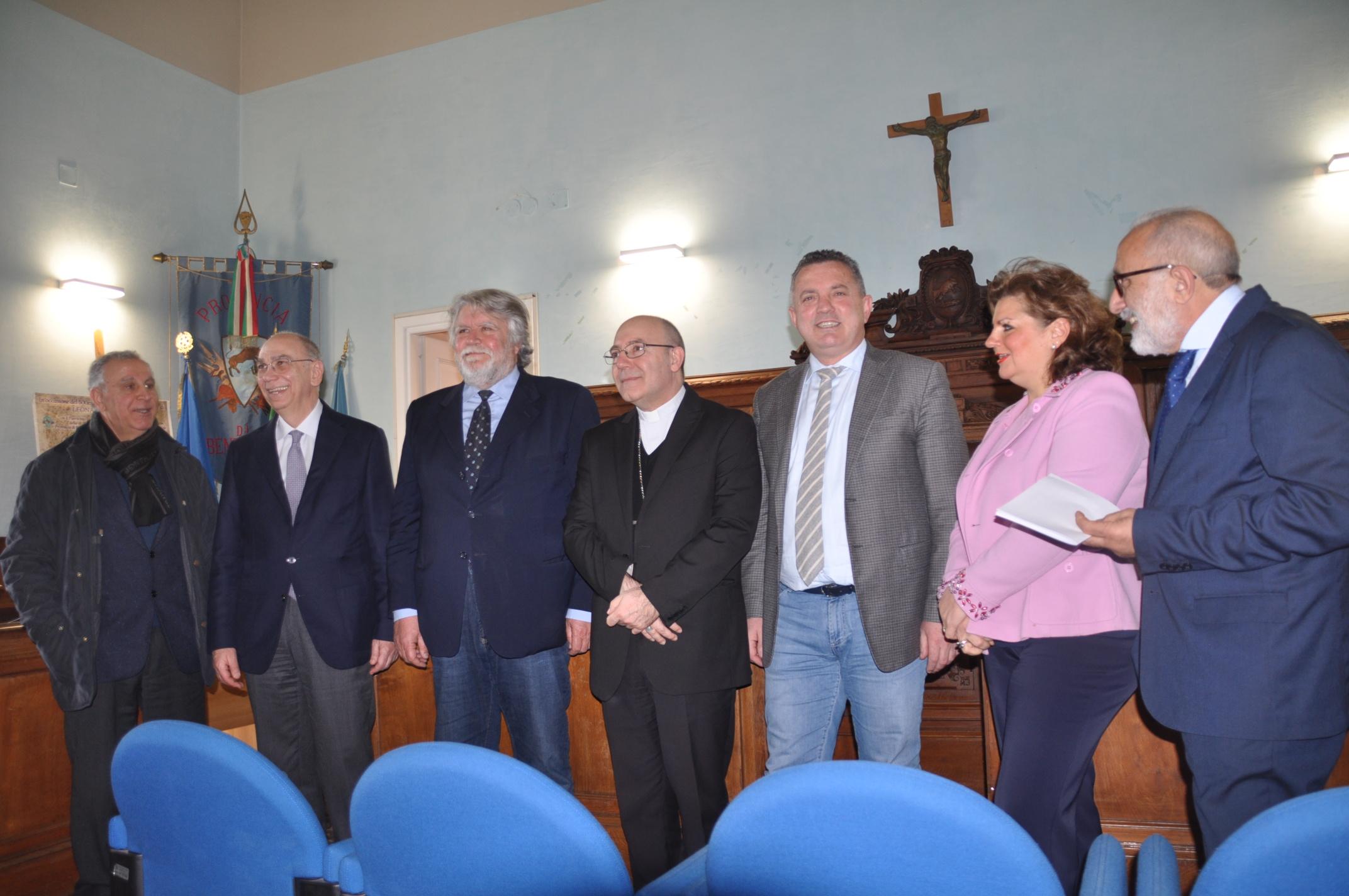 In Provincia accordo di cooperazione sui beni culturali