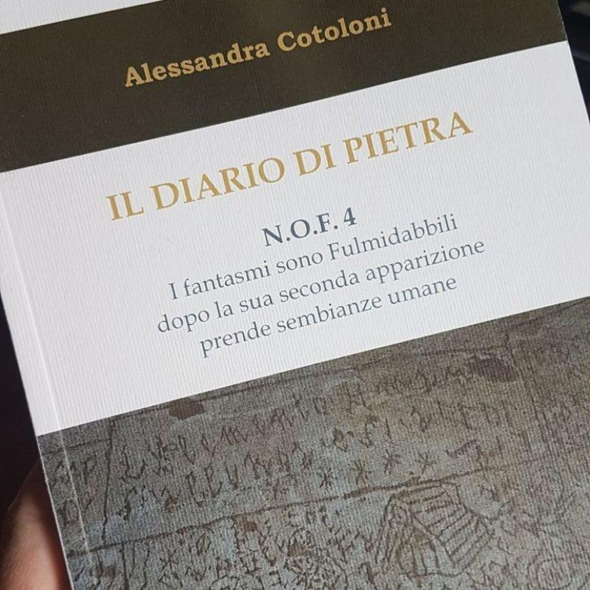 Le edizioni Il Papavero al Premio Strega con il 'Diario di Pietra'