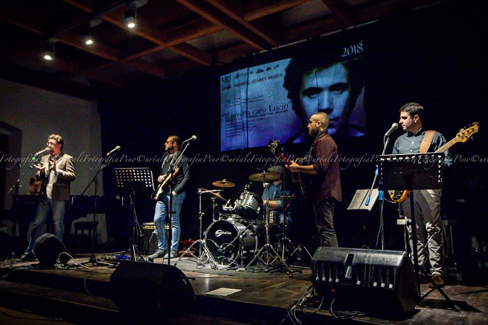 Storytelling-concert al Bibliofilo di San Giorgio del Sannio dedicato a Lucio Battisti