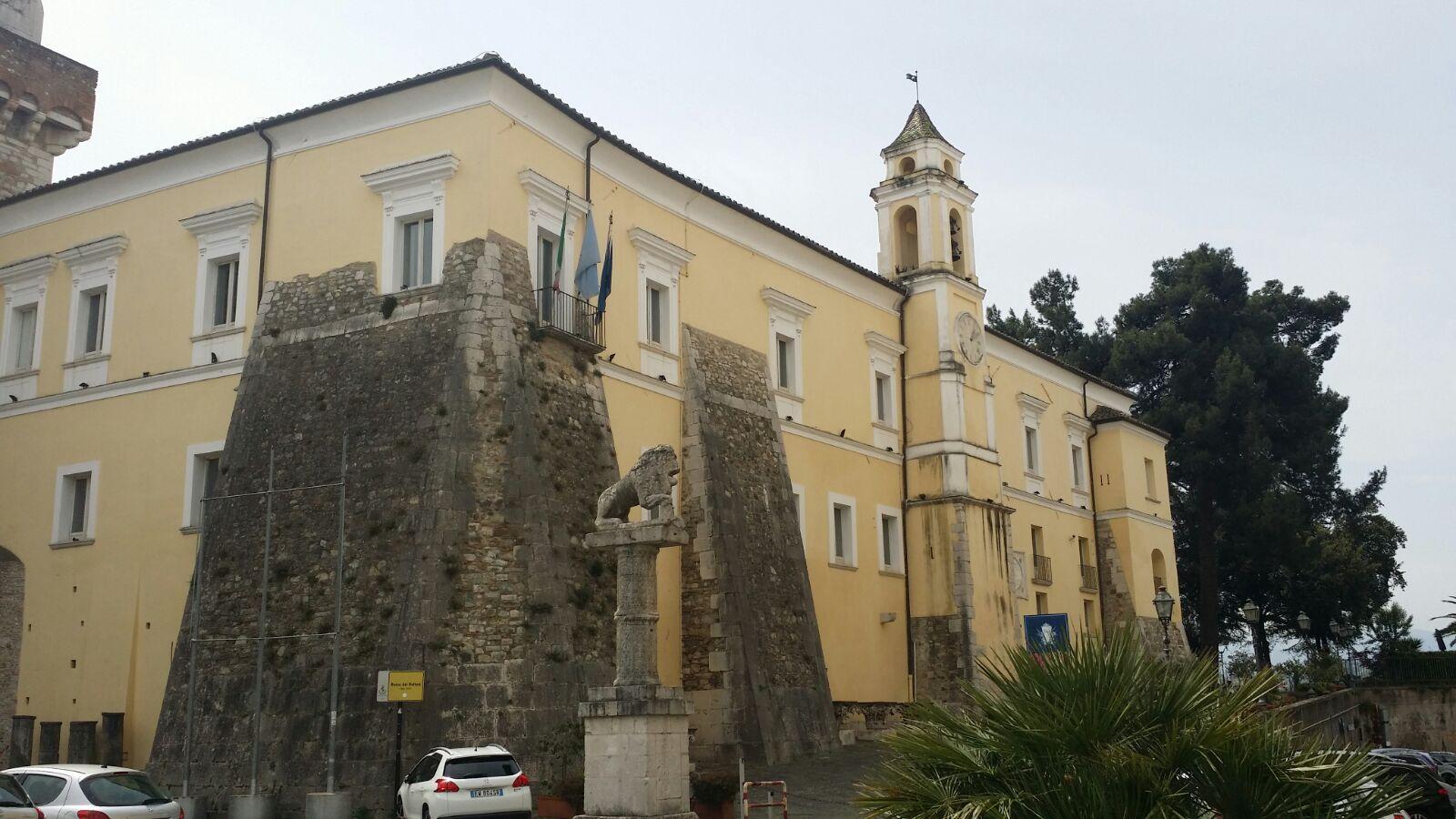 Provincia, siglato protocollo d'intesa per diga di Campolattaro