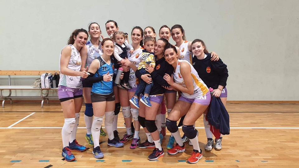 Finale Play Off. Gara 1 è dell'Energa OlimpiaVolley. Battutto Pontecagnano