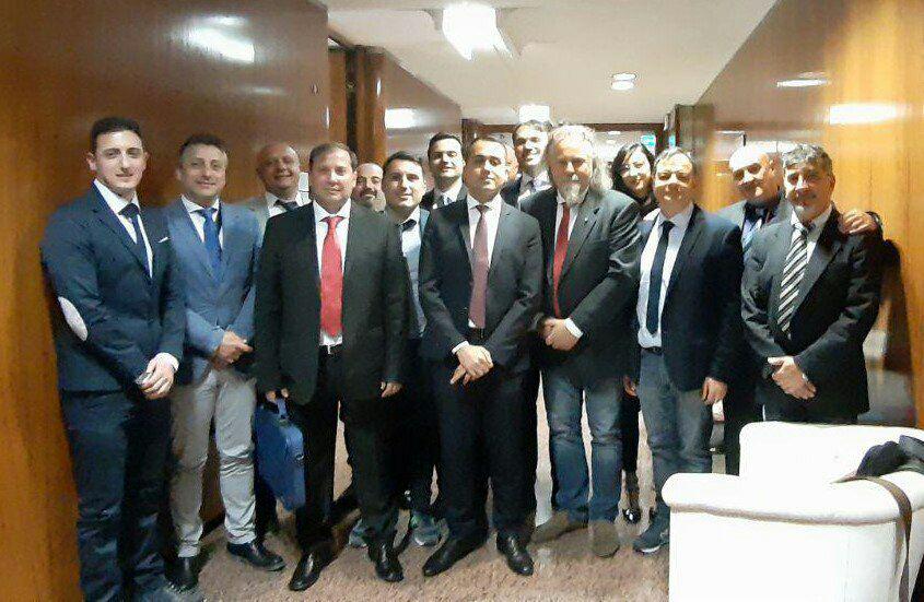 Il Conapo incontra Di Maio; impegno ad equiparare stipendi dei vigili del fuoco a quelli della Polizia