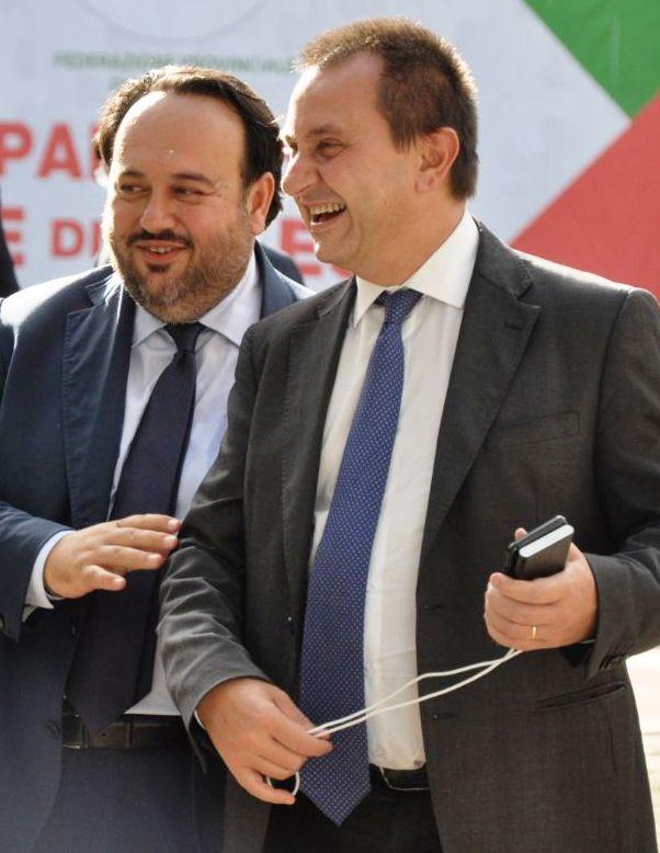 Domenica, a Solopaca, il vice presidente della Camera Ettore Rosato