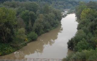 Approvato il programma di disinqunamento del fiume Isclero
