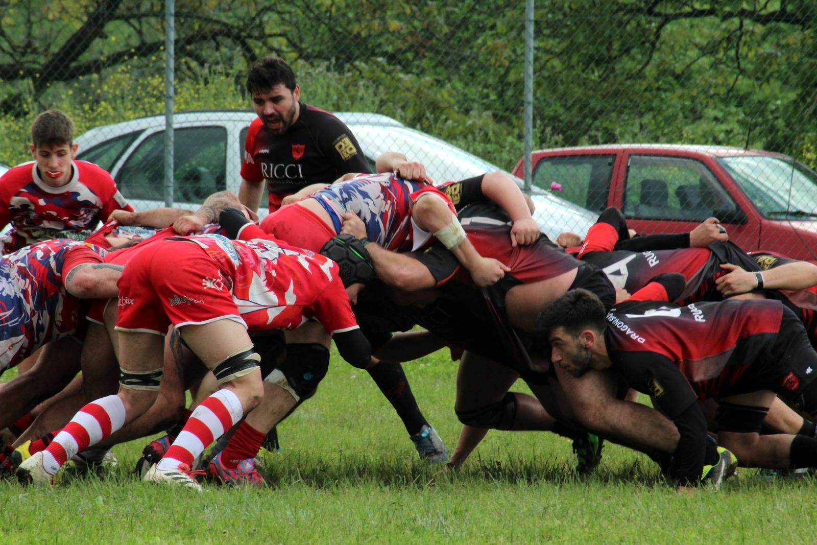 Rugby, i Dragoni volano in finale per la serie B