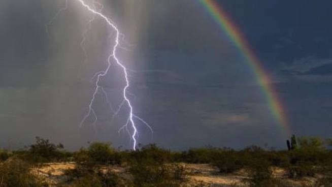 """Maggio pazzo, Coldiretti: """"Grandine e pioggia preoccupano gli agricoltori"""""""