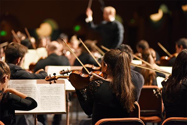É nata l'orchestra dei licei musicali e delle scuole a indirizzo musicale della provincia