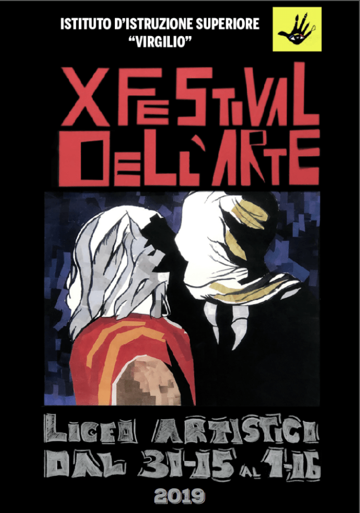 """X Festival dell'Arte al Liceo Artistico """"Virgilio"""" di Benevento"""