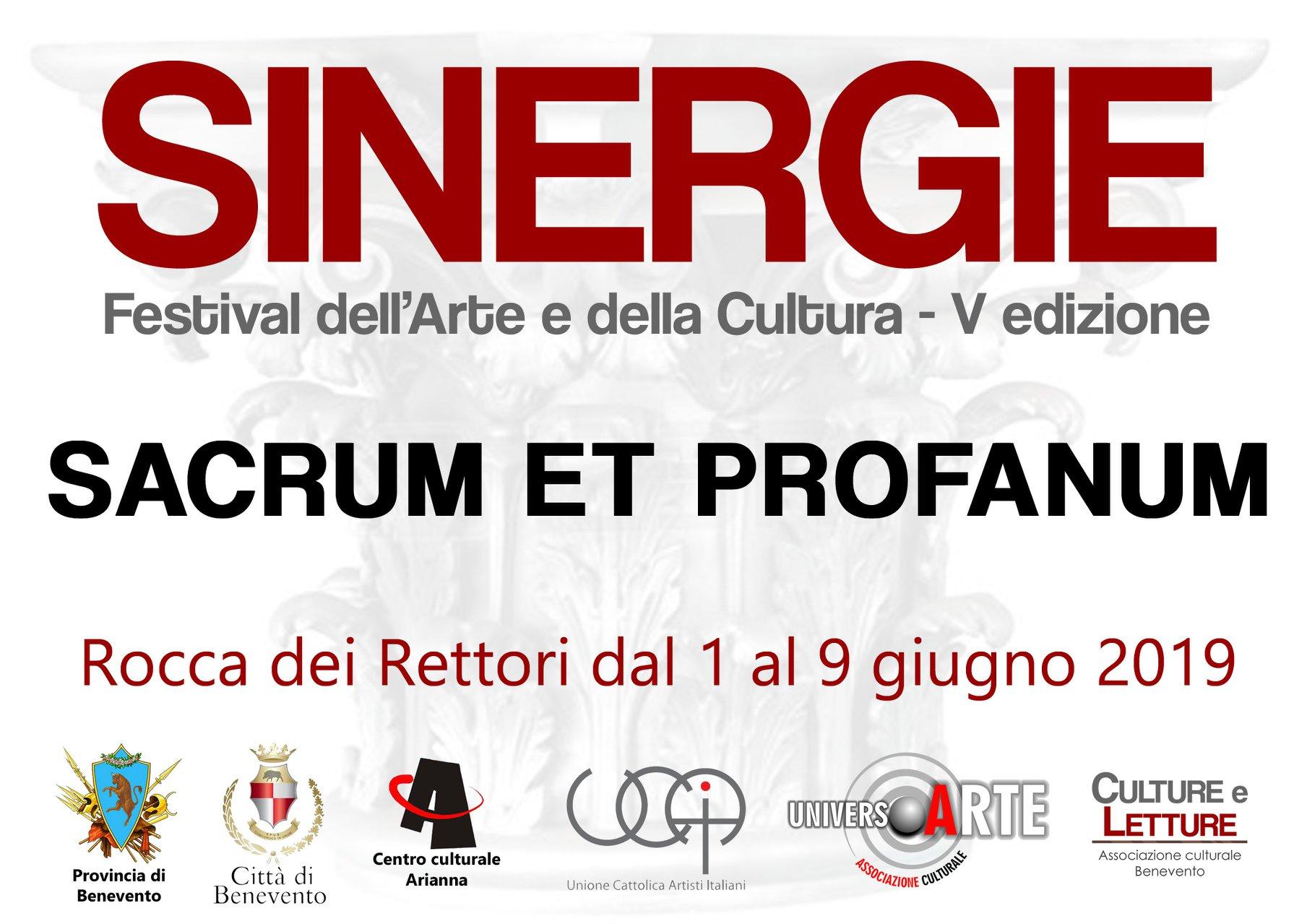 Da domani alla Rocca dei Rettori 'Sinergie', collettiva di arte contemporanea e non solo
