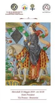 'Costanza, la figlia di Manfredi', serata culturale al President di Benevento