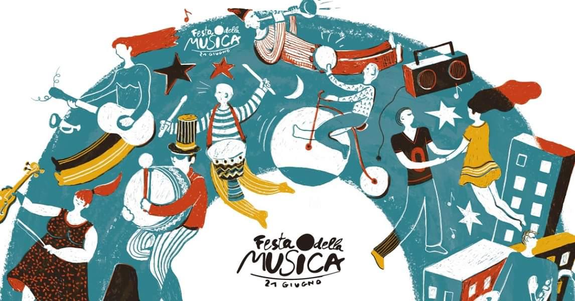 Festa della Musica a San Salvatore Telesino con esibizione di gruppi locali e campani