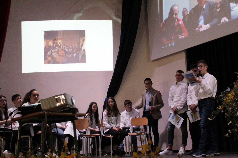 Presentata, dagli alunni della secondaria di I grado, la guida turistica di San Giorgio la Molara