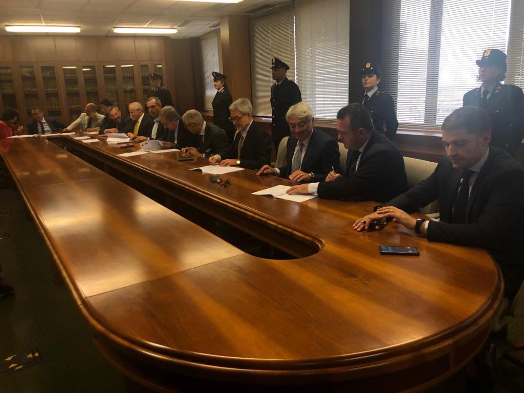 Accordo tra Province e Procure campane in materia di lotta ai crimini ambientali
