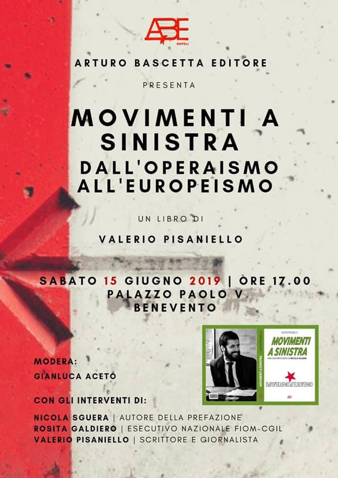 Gli anni di piombo nell'ultimo saggio del giornalista Pisaniello presentato domani a Palazzo Paolo V