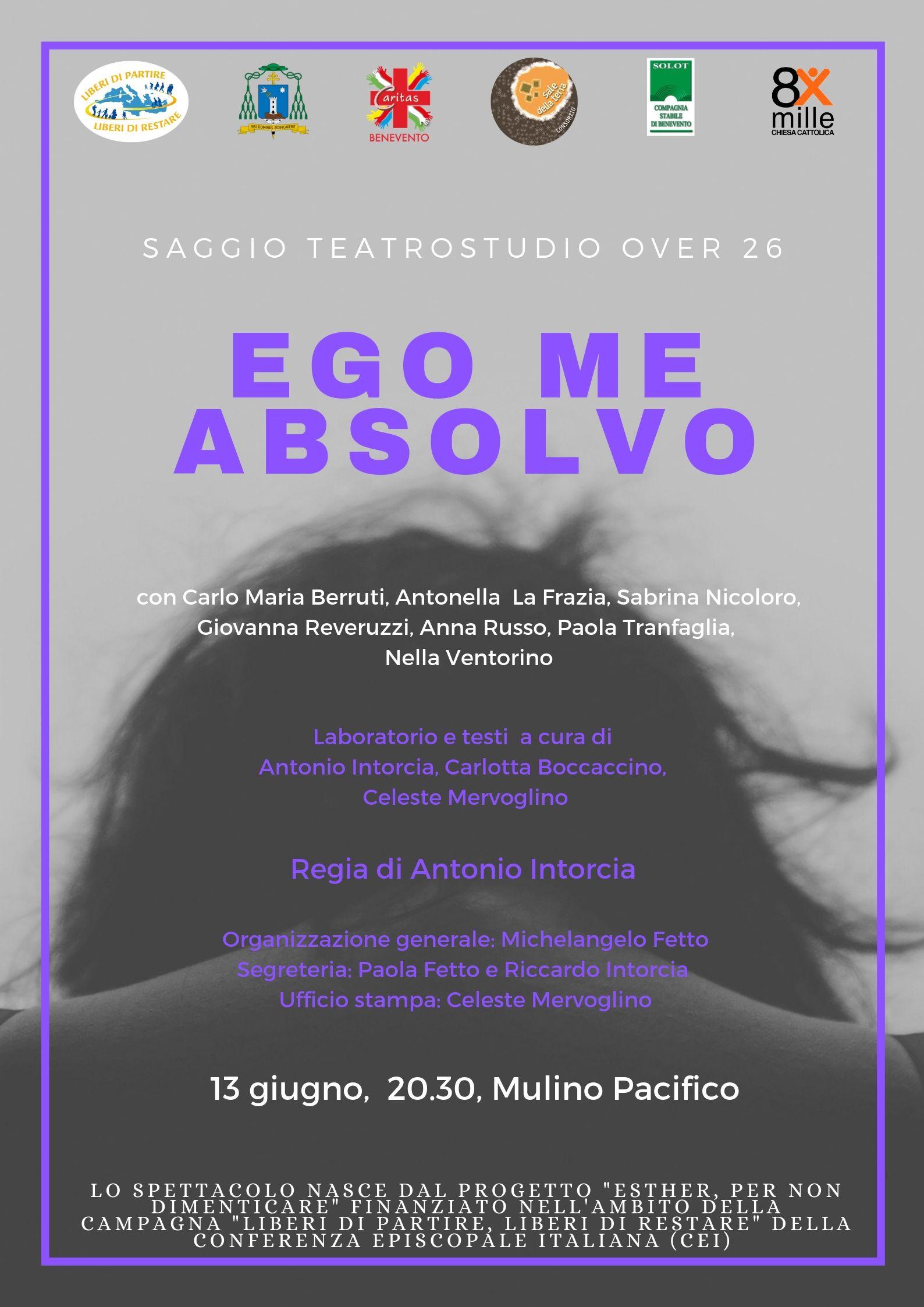 'Omicidio Esther', dopo tre anni Benevento si ferma a riflettere con tre rappresentazioni teatrali