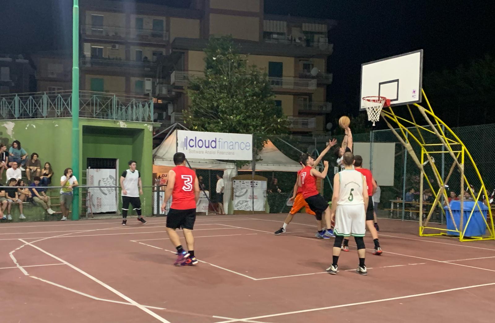 Summer Sport 2019, Incas fa il pieno nei tornei di basket