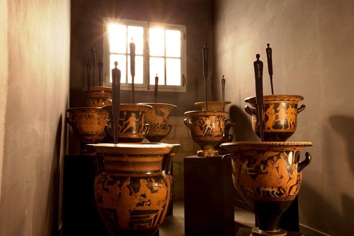 'Racconto dei vasi di Caudium', sabato inaugurazione nuovo allestimento del Museo di Montesarchio